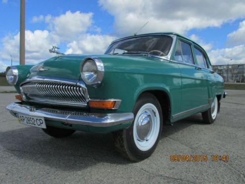 1963 GAZ 21 - 1