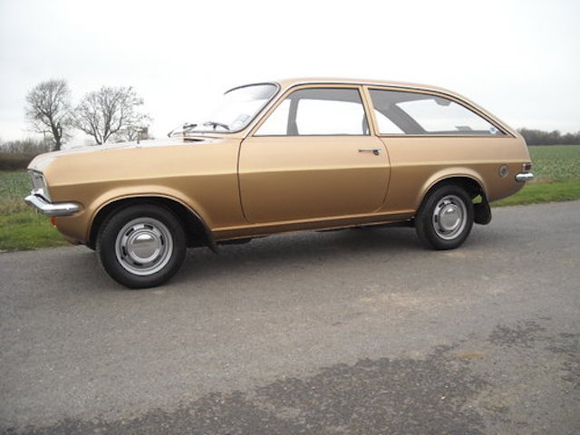 1972 Vauxhall Viva Estate - 1