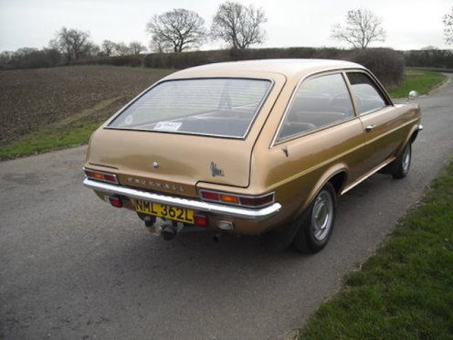 1972 Vauxhall Viva Estate - 2