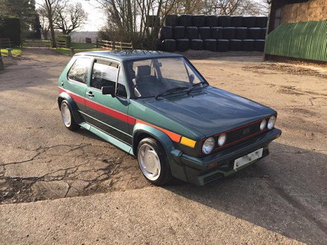 '83 VW Golf Kamei X1 - 1