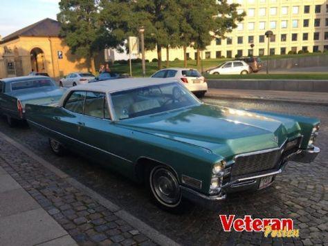 1968 Cadillac Sedan de Ville - 1