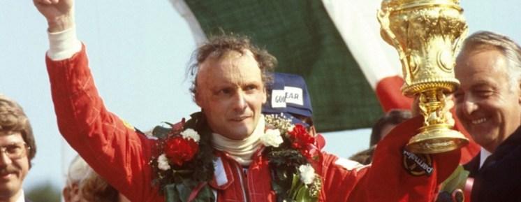 Niki Lauda - 30