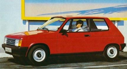 Talbot Samba red