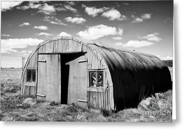 2-old-rusting-nissen-hut-on-farmland-in-iceland-joe-fox