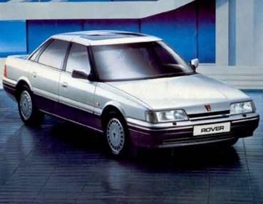 Rover 800 86