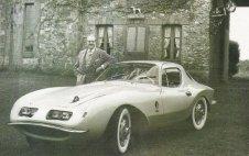 BMW 507 prototype 1957
