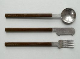 Cutlery for Concorde Air France