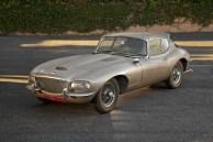 Raymond Loewy Jaguar coupé – 1956