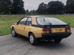 1984 Renault Fuego TL - 3