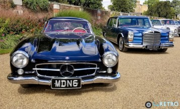 300SL and 600 - what a pair!