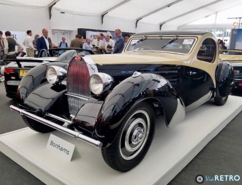 Bonhams Bugatti Type 57 Atalante