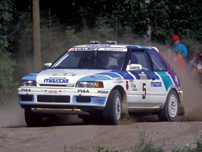 323 4WD Works Rally