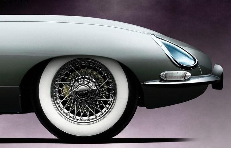 Jaguar E-type: Skindeep Trends