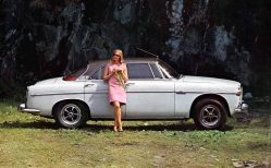 Brochure-1967-Rover-Image-White-Coupe-Woman1