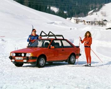 1981 Ford Escort XR3 (3. Generation)