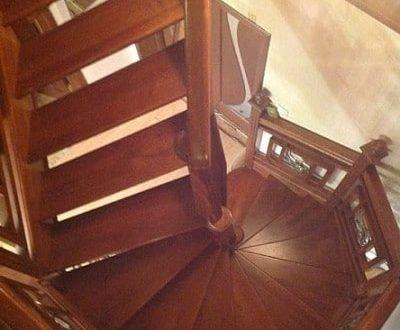 A lépcsők megfelelő rögzítése
