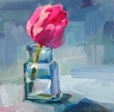 tulip-in-glass
