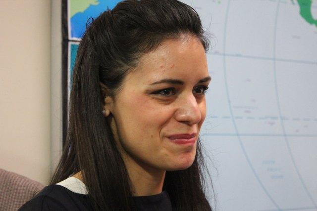 Aurora Chisté, cofundadora y CEO de Hack for Big Choices