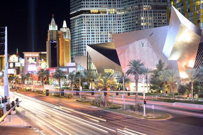 Las Vegas es famosa por sus casinos, tiendas y restaurantes
