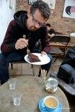Londres Te i pastís a Brick Lane