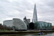 Londres The Shard i el City Hall