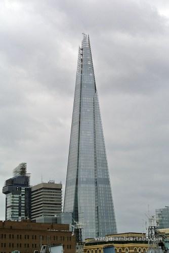 The Shard Renzo Piano Cara Nord-est