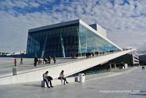 L'Òpera House d'Oslo de Snohetta, la nova icona de la ciutat