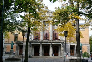 El National Theater d'Oslo