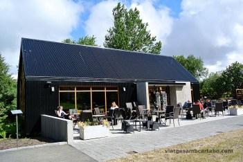 Café Bjork Terrassa ideal per menjar-hi