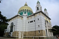La Kirche am Steinhof