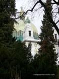 Torre de St Leopold que s'entreveu