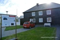 Norwegian House a Stykkishólmur