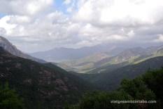 Col de la Croix paisatge muntanya
