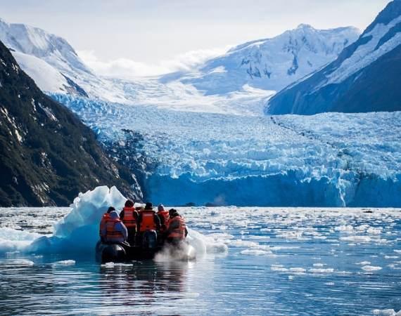 Creuer 'Els fiords de Tierra del Fuego'