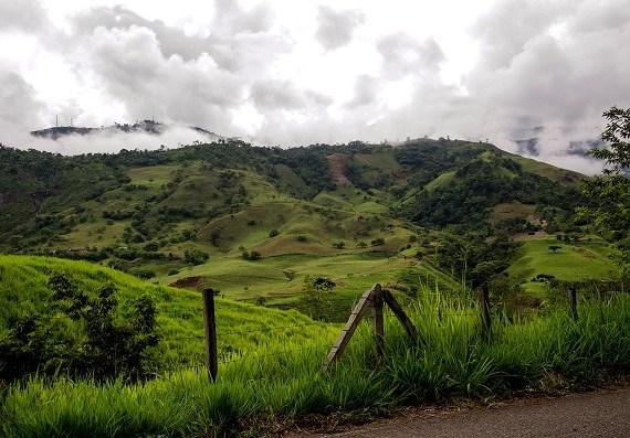 Aventura sobre rodes a Colòmbia