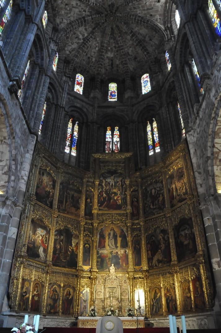 Retaule Major de la Catedral d'Àvila