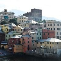 Ruta per Ligúria i Vèneto d'Itàlia