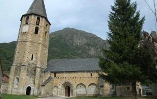 L'església de Sant Andreu de Salardú