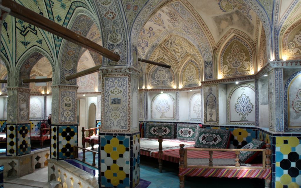 2016-07-21 (interior del hammam Amir Ahmad de Kashan)