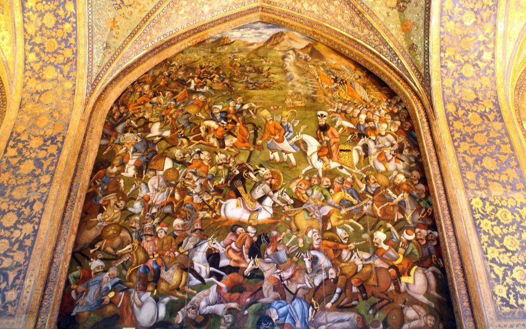 2016-08-02-detall-dels-frecos-del-palau-chehel-sotun-disfahan