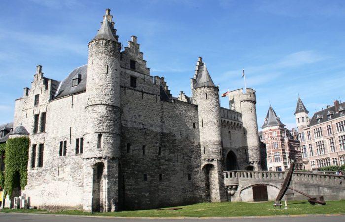 Antwerp Het Steen