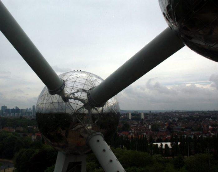 Esfera de l'Atomium