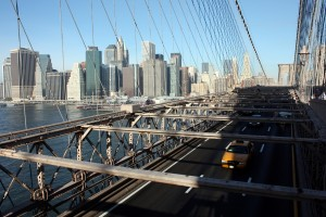 2008-10-24 (trànsit al Brooklyn bridge)