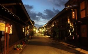 2015-08-06 (carrers de Takayama nit)