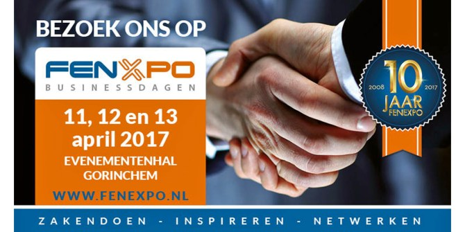 Bezoek ViatriX op FENEXPO 2017