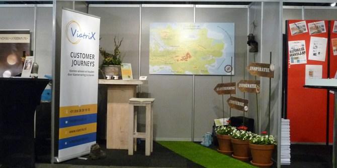 ViatriX stand op FENEXPO 2017