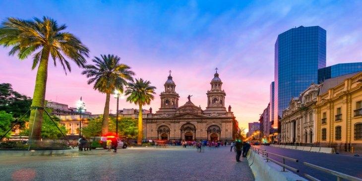 ▷ Explora la Plaza de Armas de Santiago en tu viaje por Chile ...