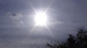 sol, rayos en cruz small
