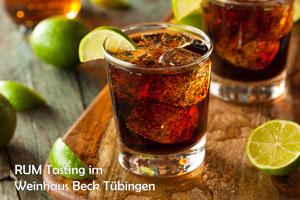 Rum Seminar Tasting Tübingen