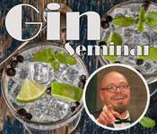 Gin Seminar mit Gin Tasting